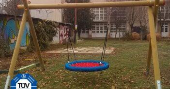 Privátne a verejné detské ihrisko pre obce a školy