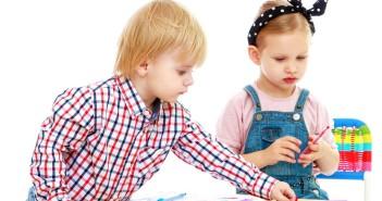 Pečiatky pre deti