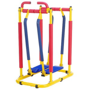 Fitness posilovacie stroje pre deti