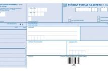 Šeková poukážka na uhradenie vzorových pracovných zošitov 2017/2018