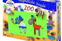 Magnetické puzzle DETOA