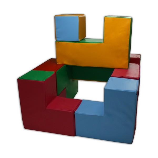 Molitanová skladačka Tetris