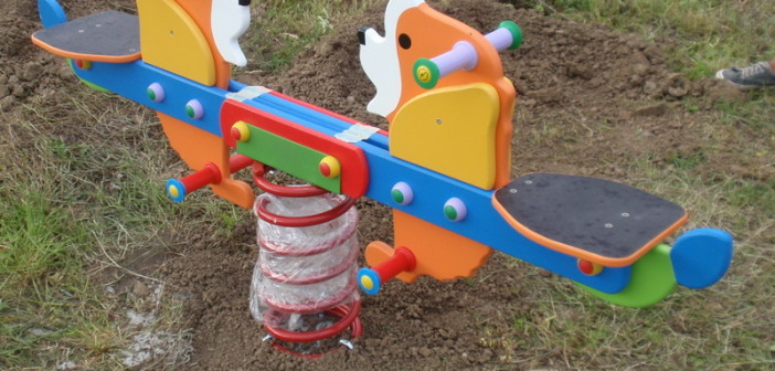 Montáž a inštalácia jednopružinových hojdačiek