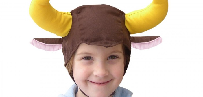 Čiapička kravička noe 9732