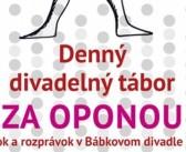 Denný divadelný tábor Za oponou 2018, Žilina