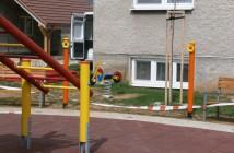 Dopadové plochy detského ihriska