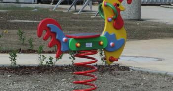 detske ihrisko Mesto Bratislava, Humenské námestie, 2008