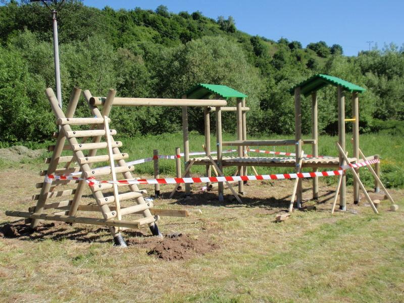 detske ihrisko Obec Litava II, 2011