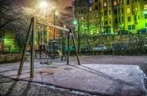 Privátne a verejné detské ihrisko