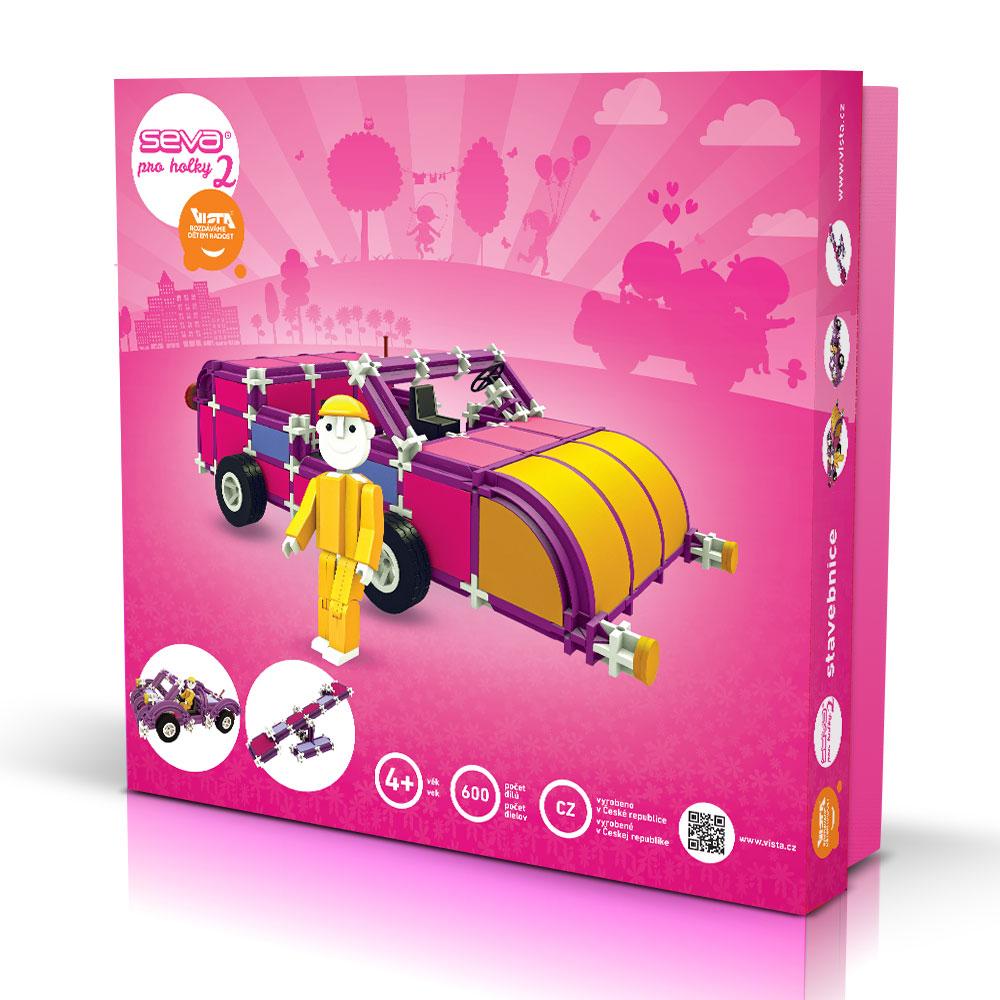 Seva pre dievčatá 2, správna hračka 2016
