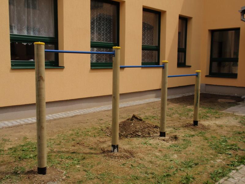 detske ihrisko ZŠ Lipany, 2011