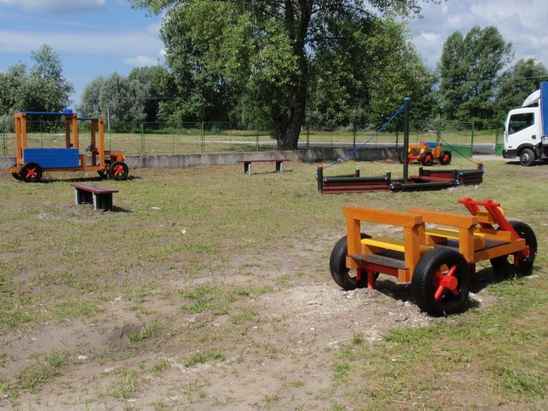 detske ihrisko MŠ Rohožník, 2011