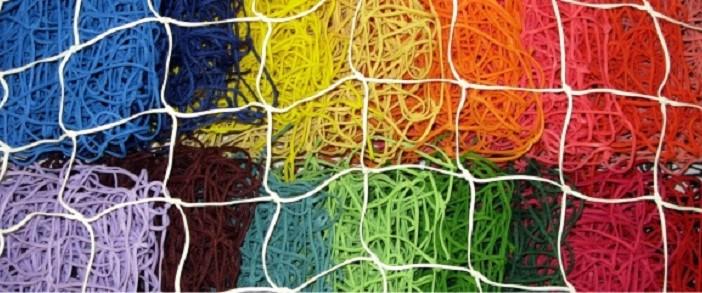 Dekoračné siete nástenka pre vaše deti