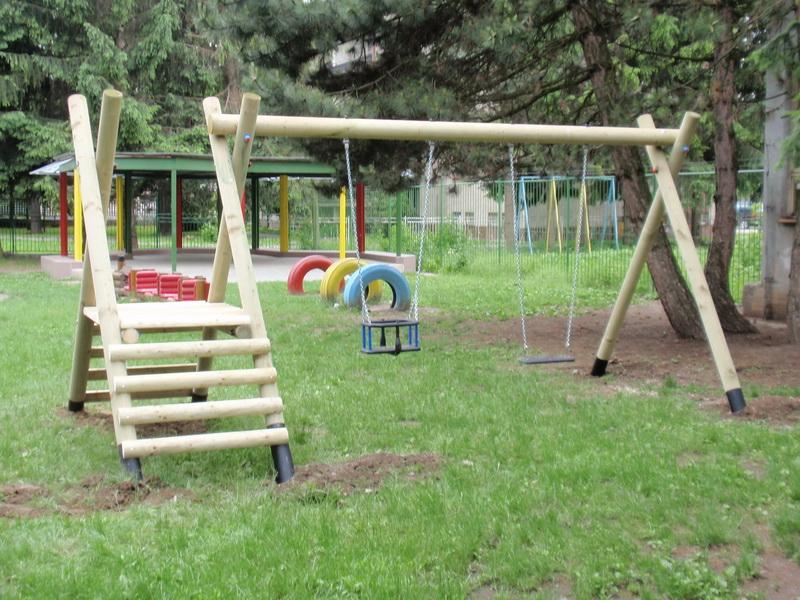 detske ihrisko ZŠ Martin, Jahodnícka, 2011