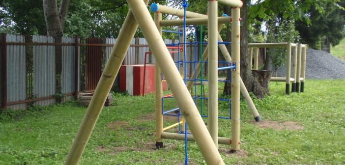 detske ihrisko ZŠ Drienovská Nová Ves, 2011