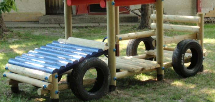 detske ihrisko MŠ Mierovo, 2011