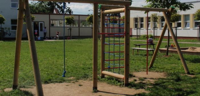 detske ihrisko MŠ Žilina, Na stanicu 27 II, 2011