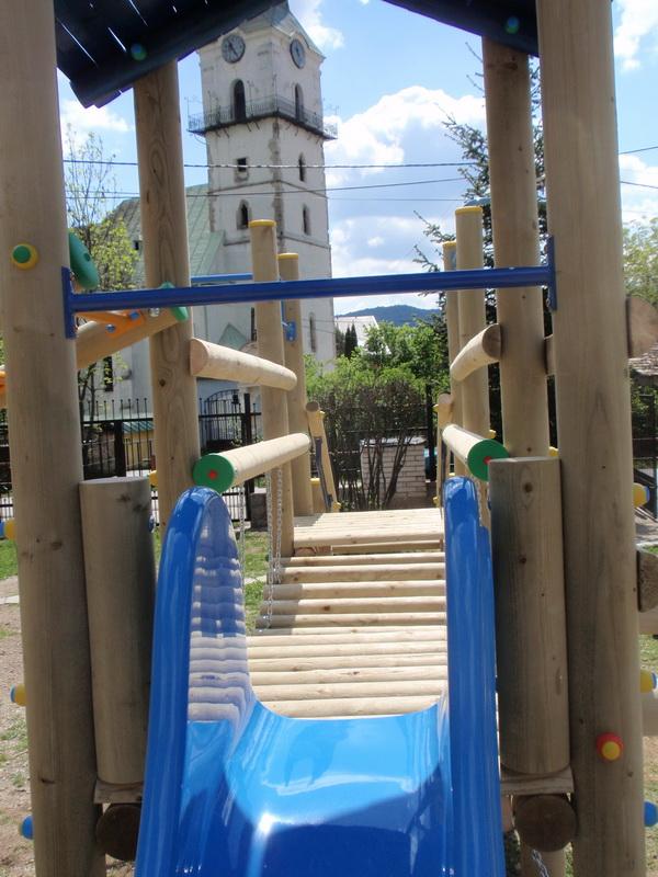 detske ihrisko Katolícka MŠ Revúca, Ormisova, 2011