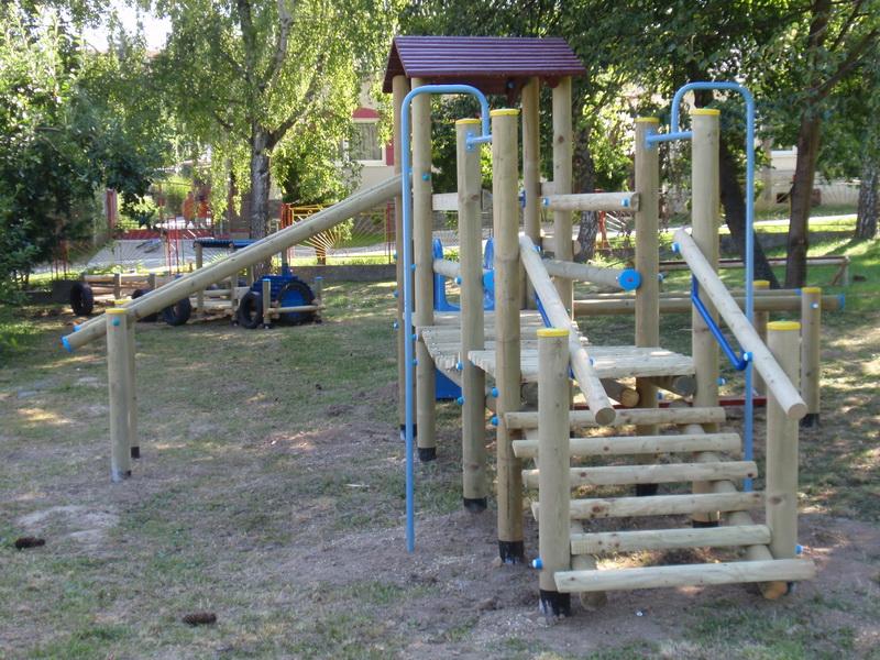detske ihrisko Obec Pastuchov, 2011