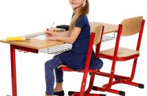 Tradične kvalitný a lacný školský nábytok