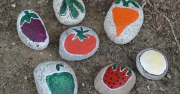 Maľovanie na kamene – inšpirácie