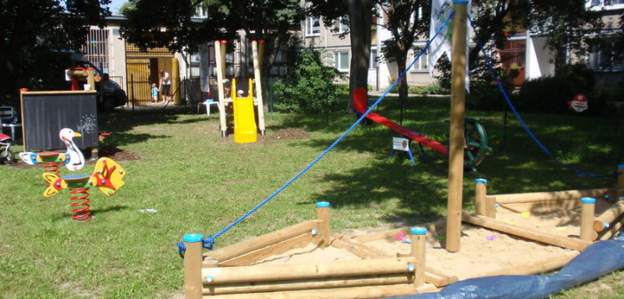 detske ihrisko MC Úsmev Piešťany II, 2011