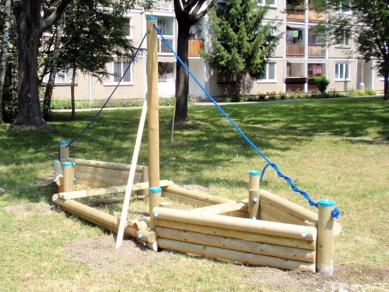 detske ihrisko MC Úsmev Piešťany I, 2011