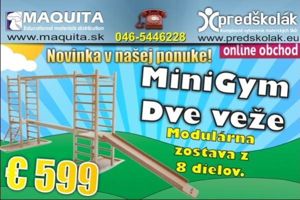 MiniGym Dve veže