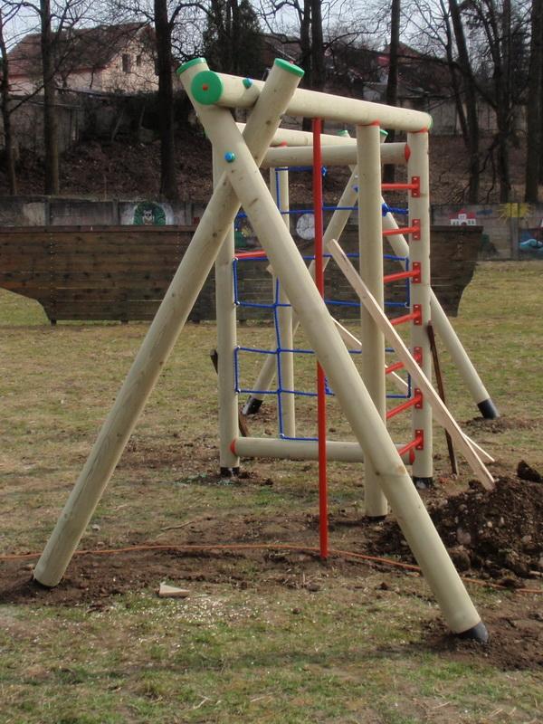 detske ihrisko MŠ Žilina, Na stanicu 27, 2011
