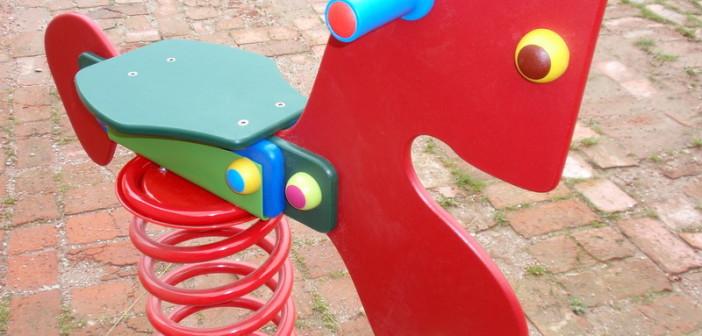detske ihrisko Obec Seč, 2011
