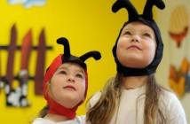 Detské rozprávkové čiapočky