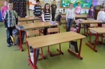 Školský nábytok Štandard