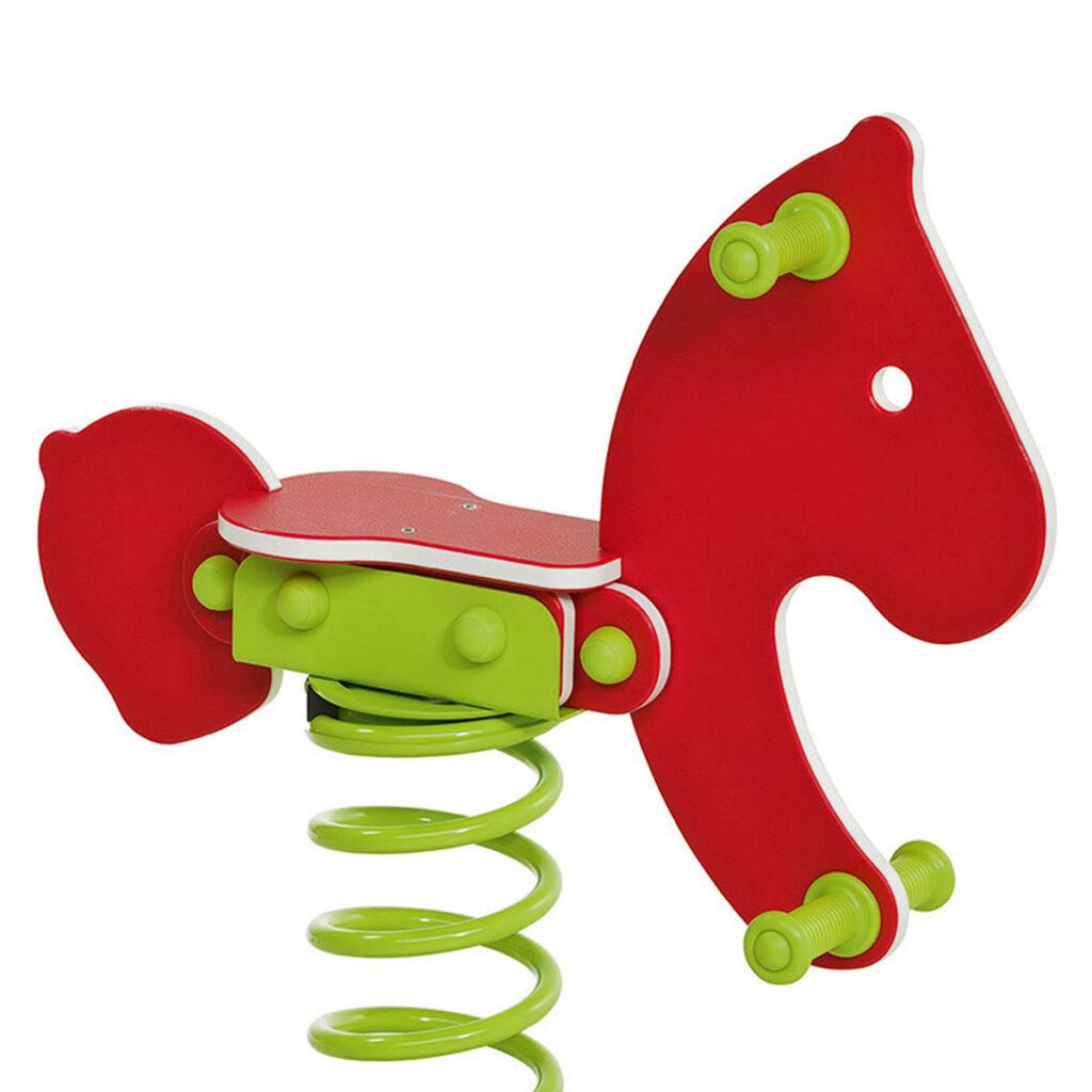 KBT Pružinová hojdačka Pony HDPE essencials 172.001.001.001
