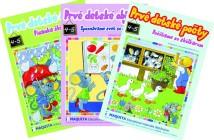 Maquita Komplet zošitov 2010-2011 pre 4-5 ročné deti