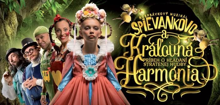 Podhradská & Čanaky - Spievankovo (6) a kráľovná Harmónia