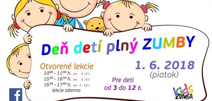 MDD, deň detí plný zumby, Prievidza