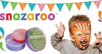 Snazaroo - najobľúbenejšie tvárové a telové farby