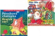 Rozprávkové CD a DVD pre deti