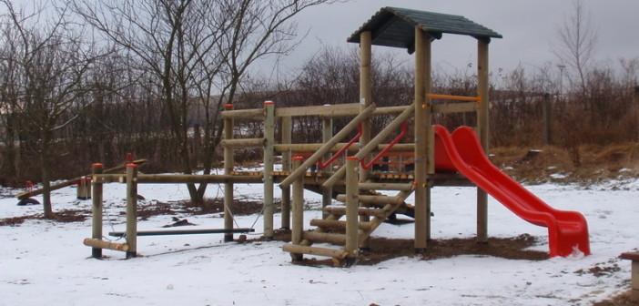 detske ihrisko Obec Kobyly, 2011