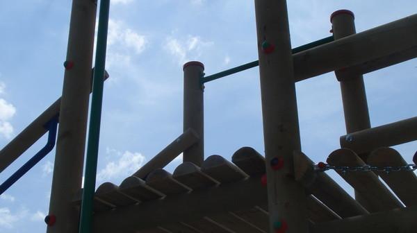 detske ihrisko Obec Krnča, 2011