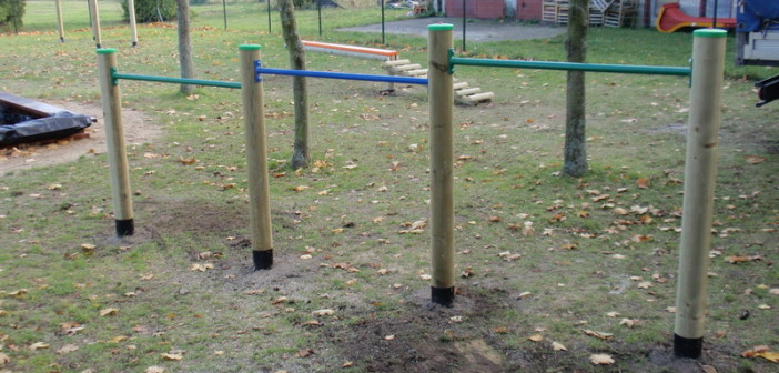 detske ihrisko Obec Trnávka, 2012