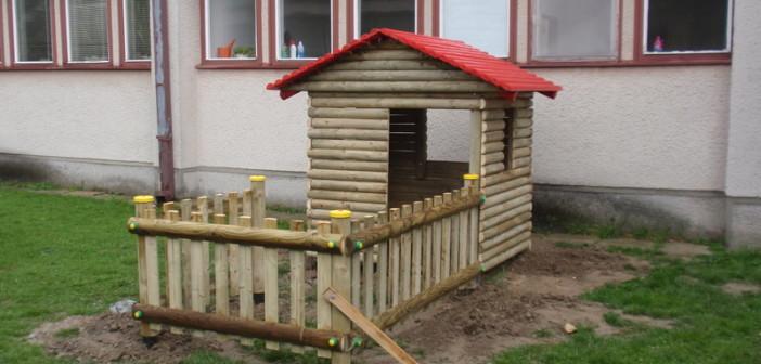 detske ihrisko MŠ Hamuliakovo, 2012