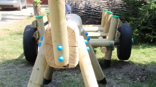 detske ihrisko Obec Peder, 2013