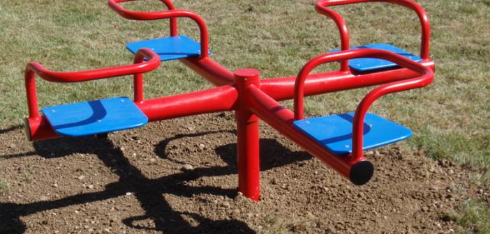detske ihrisko MŠ Veľká Mača, 2011