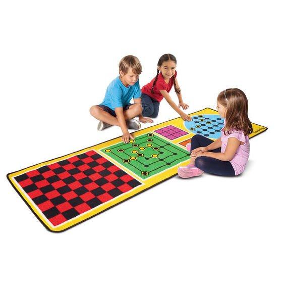 Detské hracie koberce