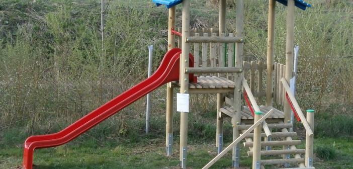 detske ihrisko MŠ Kudlov, 2012