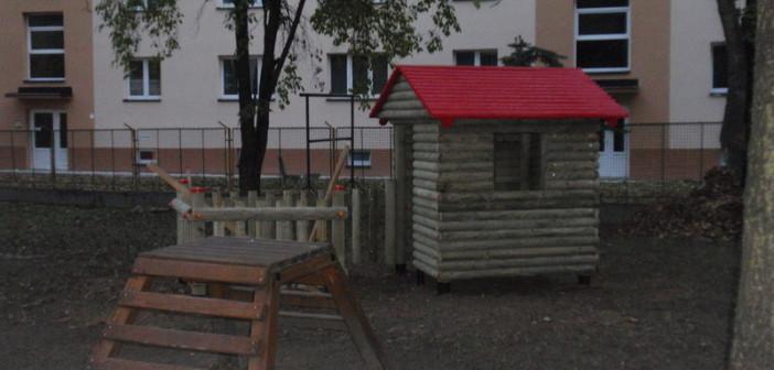 detske ihrisko MŠ Žilina, Puškinova, 2011
