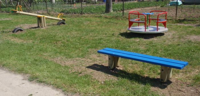 detske ihrisko Obec Bučany, 2012