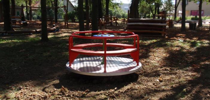 detske ihrisko Obec Buzitka, 2011