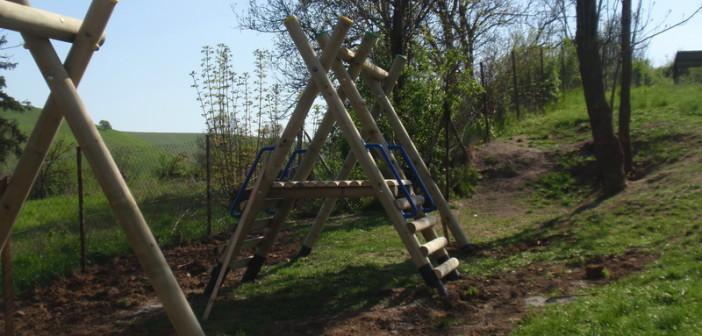 detske ihrisko Obec Kaloša, 2012
